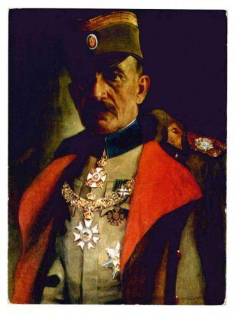 Srbský vojvoda Živojin Mišič